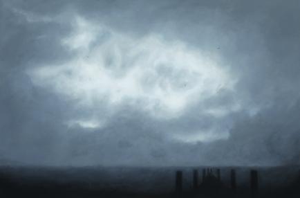 1-Nebulosas-2013-cm100x150 -olio su tela